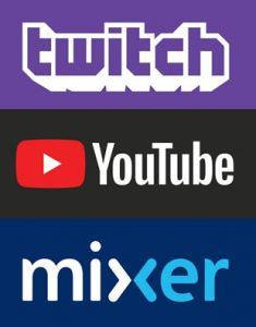 Live Streaming Platforms