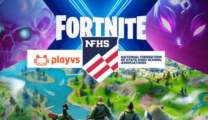 Fortnite PlayVS