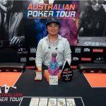 APT Brisbane Charles Tsai