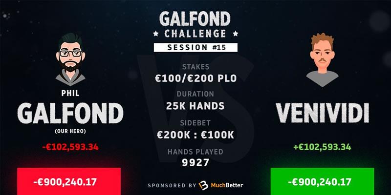 Galfond Challenge VeniVidi