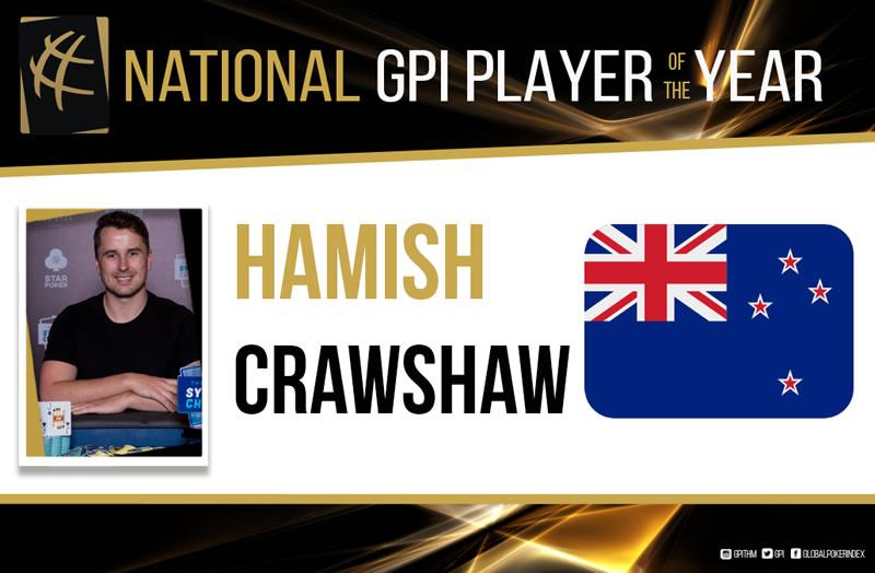 GPI Awards Hamish Crawshaw