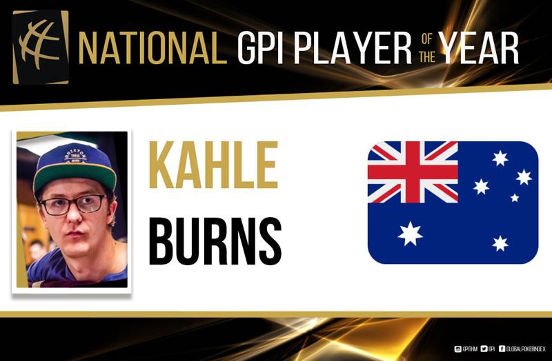 GPI Awards Kahle Burns