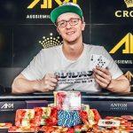 Kahle Burns wins Aussie Millions $100k Challenge