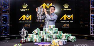 Vincent Wan Wins 2020 Aussie Millions