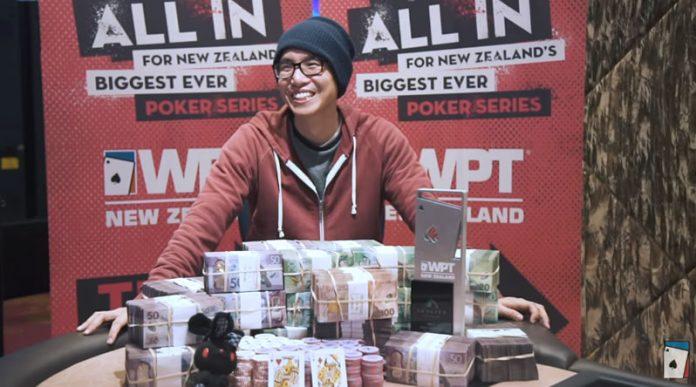 Ken Chan wins WPT New Zealand