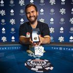 Jonathan Karamalikis wins WSOPC High Roller