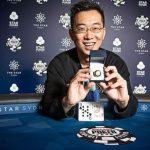 Steven Zhou wins WSOPC Main Event
